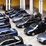 Al via la vendita delle prime auto blu su ebay